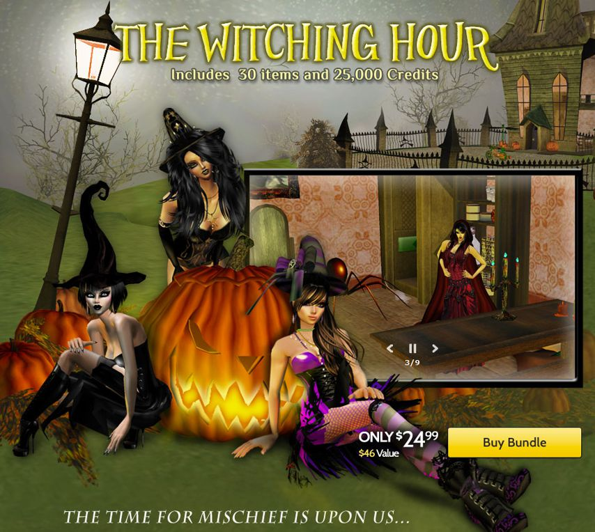 The Witching Hour GA Bundle