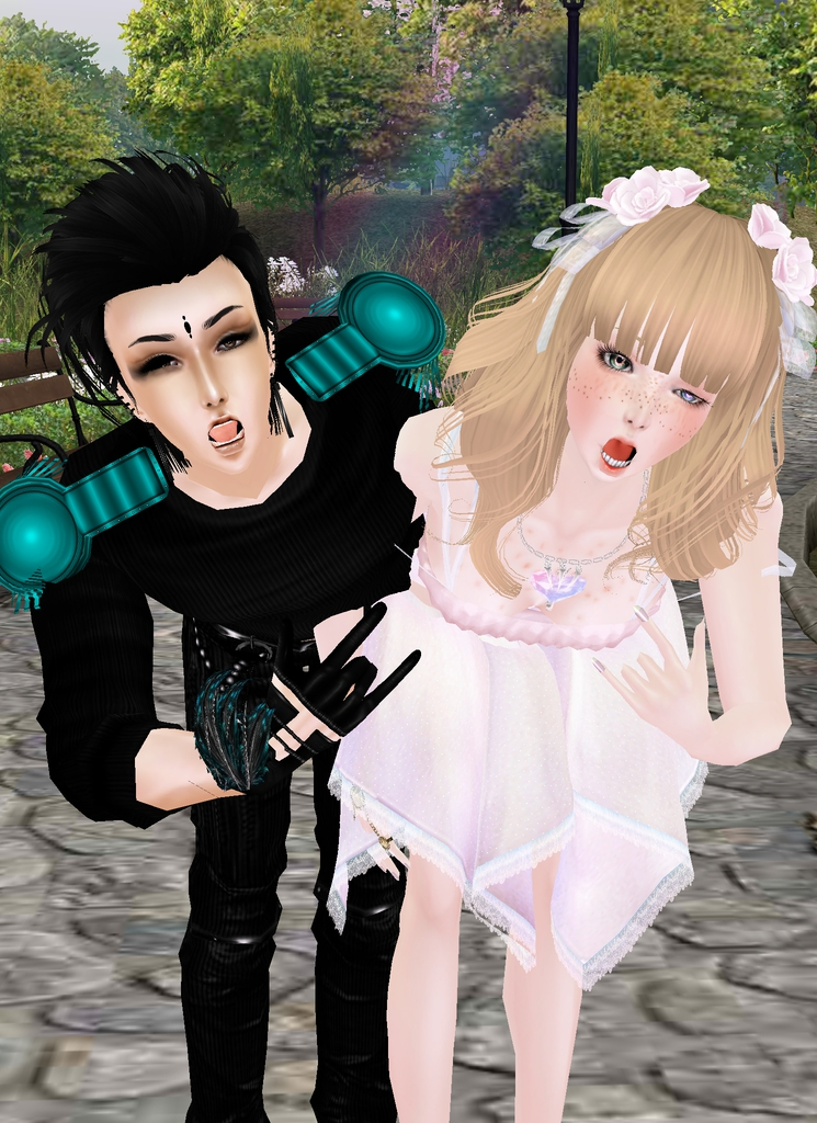 how to take a photo on imvu