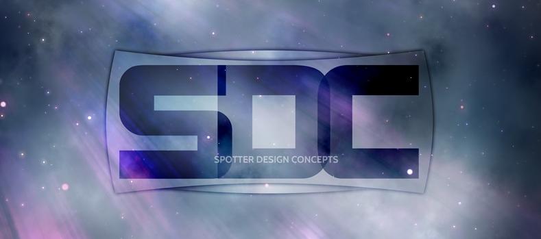 spotter design concepts