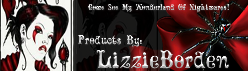 Products by: LizzieBorden