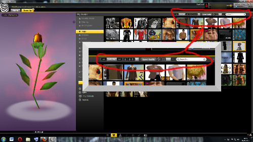 IMVU - View topic - Cannot change into outfits previously purchased