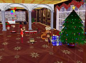 Xmas Holiday Playroom -click to join