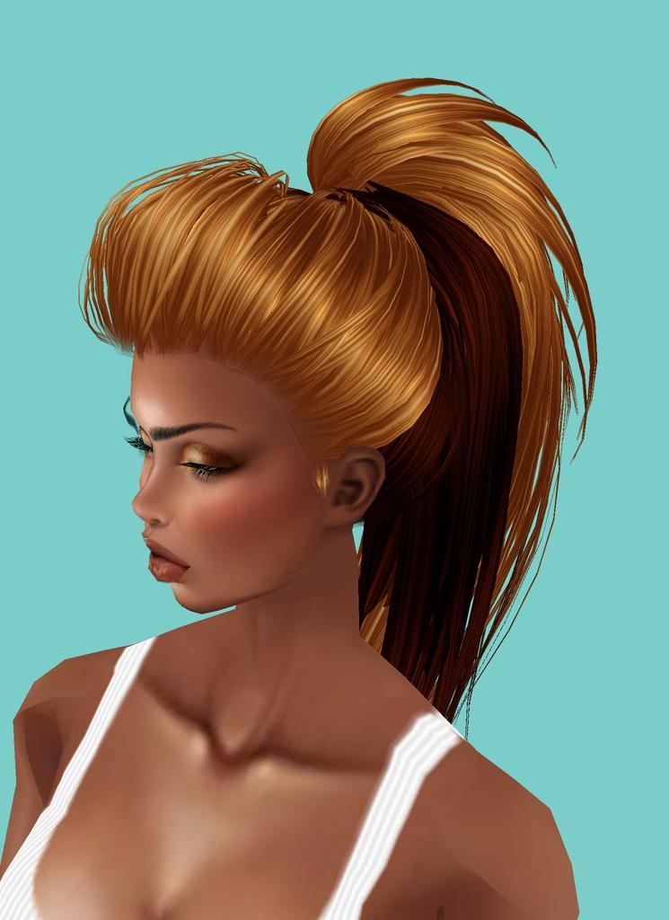 IMVU - View topic - How to make realistic hair textures