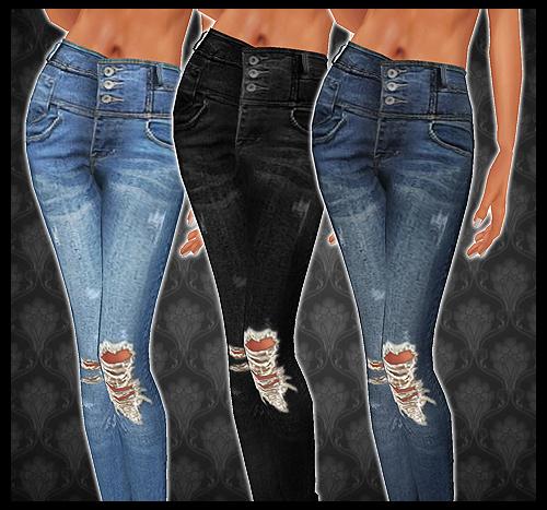Imvu Jean Texture