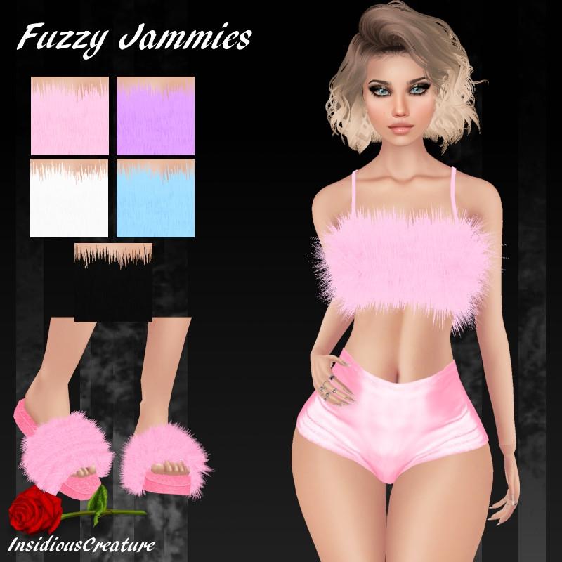 Fuzzy PJs