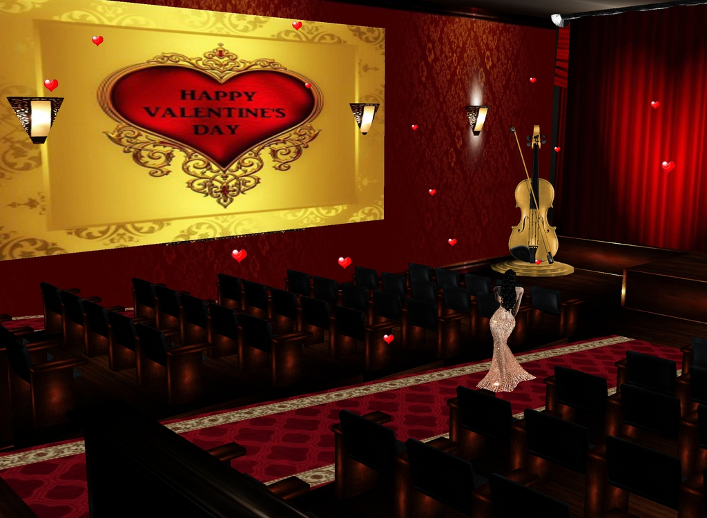Populaire IMVU - View topic - Valentine' Day - Room Decoration Contest (ends  GP22