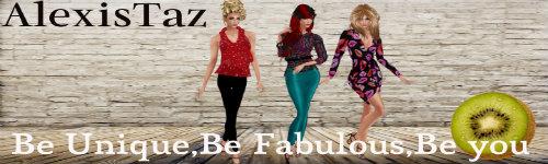 Click to View AlexisTaz's Catalog