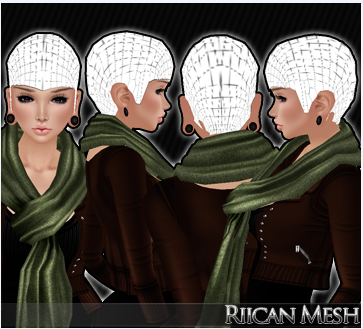 Imvu View Topic Mesh For Babyhair