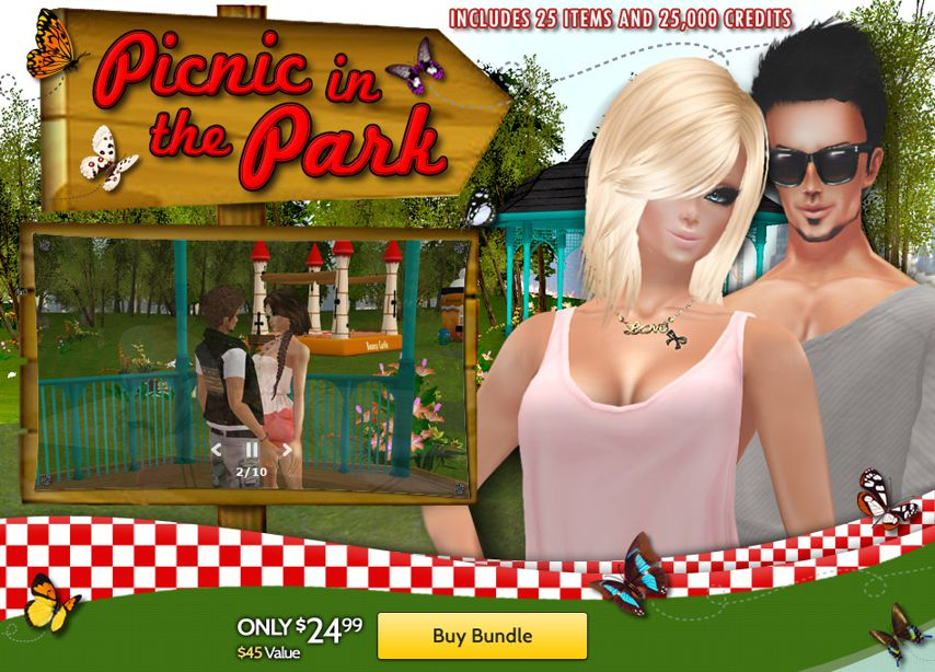 Picnic in the Park GA Bundle