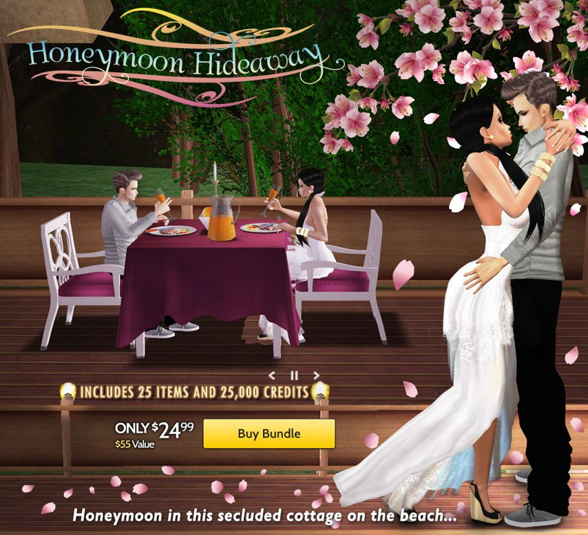 Honeymoon Hideaway GA Bundle