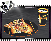 HALLOWEEN PLATE & CUP